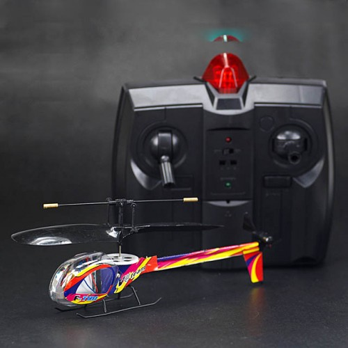 Mini-RC Helicopter