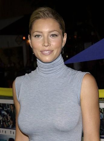 Jessica Biel, build a supermodel caliber software package
