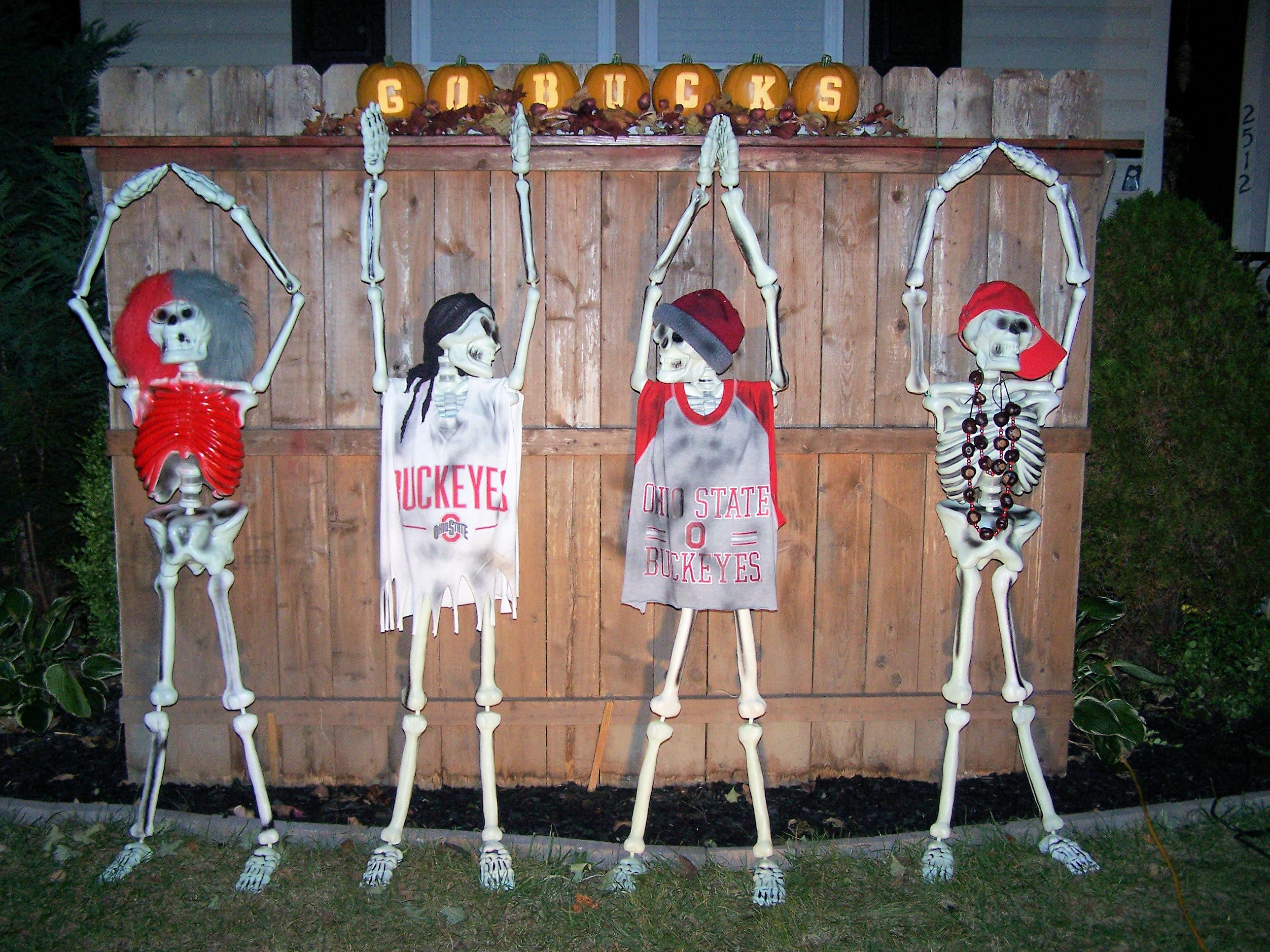 Happy Halloween, Go Bucks!