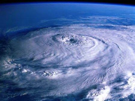 Garden variety Pacific Ocean Cyclone
