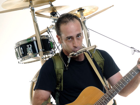 Continuous Partial Attention is like trying to be a one man band. Marc Dobson does a good job on the one man band front.