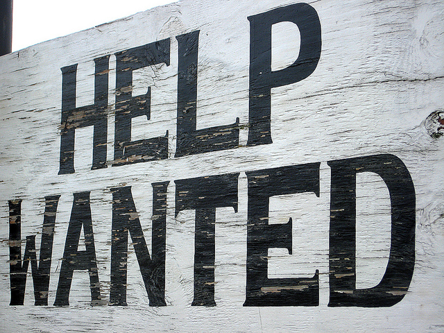 Help Wanted presages the Upturn