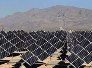 SunPower's Nellis Air Force Base Solar Plant