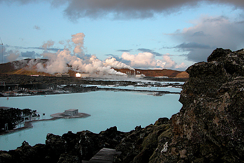 The Blue Lagoon - Waste Water Resort in Iceland