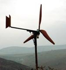 TechnoSpin micro turbine