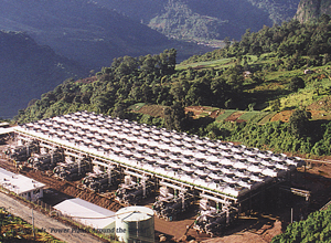 Ormat's Zunil Geothermal Facility in Guatemala
