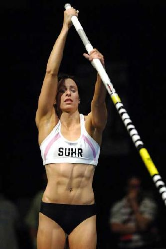 Musings From The Coast Blog Archive Sexy Pole Vault
